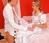 hardcore weddings - uniform bride sex gallery 1